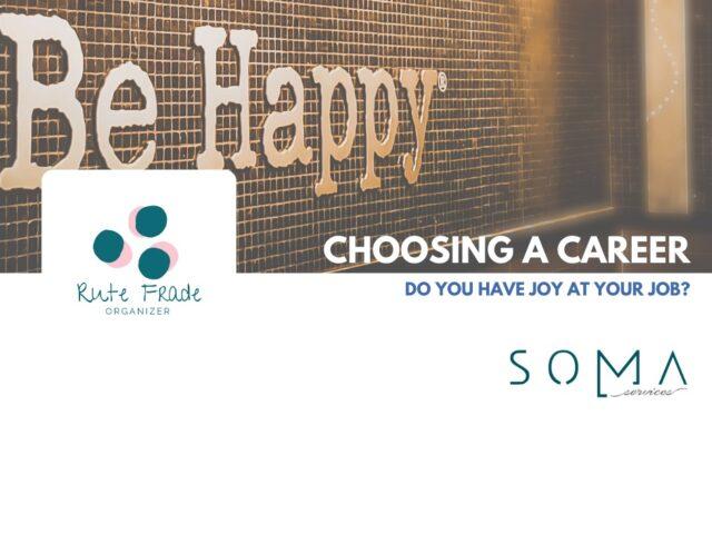 Do you have joy at your Job?EN/PT